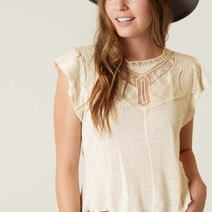 Free People Mariposa Top Small